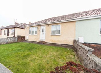 Thumbnail 2 bed semi-detached bungalow for sale in Hardwick Street, Blackhall Colliery, Hartlepool