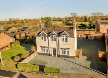 Thumbnail 4 bed detached house for sale in Alpraham, Tarporley, Cheshire