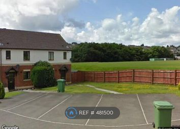 Thumbnail 2 bed end terrace house to rent in Clos Myddlyn, Beddau, Pontypridd