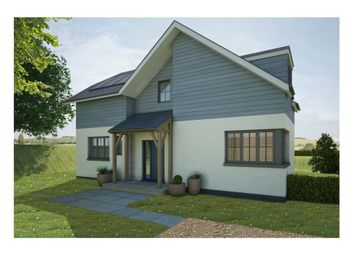 Thumbnail 4 bed detached house for sale in Downs Road, East Studdal