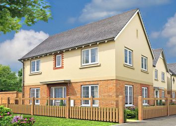 Thumbnail 3 bed detached house for sale in Hobby Drive, Off Gretton Road, Corby