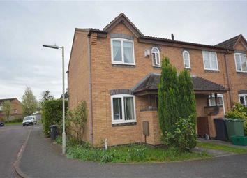 Thumbnail 2 bed end terrace house to rent in Magnolia Walk, Quedgeley, Gloucester