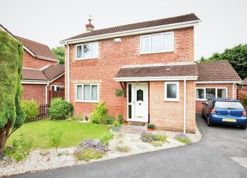 Thumbnail 4 bedroom detached house for sale in Pinecrest Drive, Thornhill, Cardiff