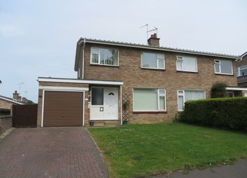 Thumbnail 3 bedroom semi-detached house for sale in Park Road, Halesworth