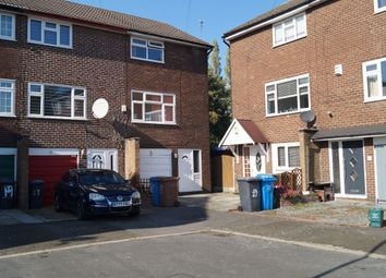 Thumbnail 3 bed terraced house to rent in Alison Grove, Eccles, Manchester