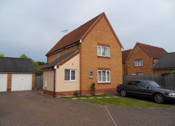 Thumbnail 3 bed detached house to rent in Fairfax Drive, Weeting