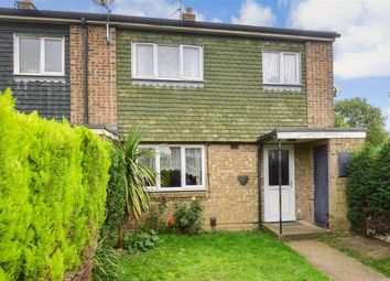 Thumbnail 3 bed end terrace house for sale in Harper Road, Ashford, Kent