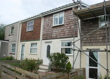 Thumbnail 3 bed terraced house for sale in Trenarren View, St Austell, Cornwall