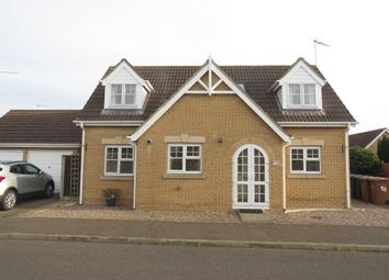 Thumbnail 3 bedroom property for sale in Orchard Close, Leverington, Wisbech