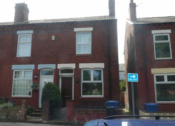 Thumbnail 2 bed end terrace house to rent in Samuel Street, Stockport