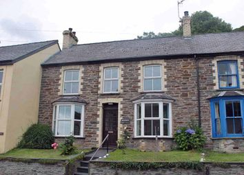 Thumbnail 2 bed terraced house for sale in Taliesin, Machynlleth