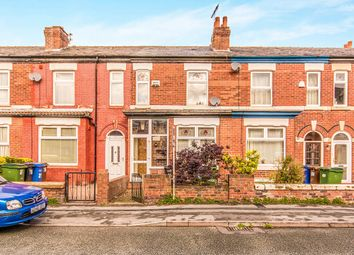 Thumbnail 2 bed terraced house for sale in Bloom Street, Stockport