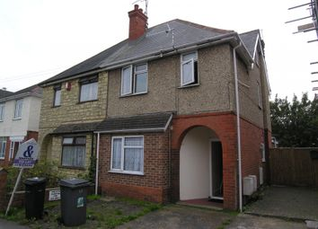Thumbnail 2 bedroom flat to rent in Pine Road, Winton, Bournemouth