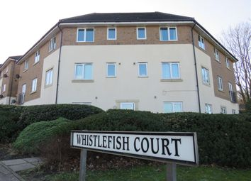 Thumbnail 2 bedroom flat for sale in Whistlefish Court, Norwich