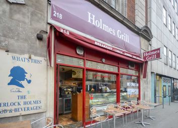 Thumbnail Restaurant/cafe to let in Baker Street, London
