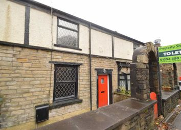 Thumbnail 2 bed cottage to rent in Manchester Road, Baxenden, Accrington
