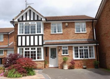 Thumbnail 5 bedroom detached house for sale in Greenfinch Drive, Moulton, Northampton