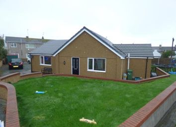 Thumbnail 3 bed bungalow for sale in Trehwfa Road, Holyhead, Sir Ynys Mon