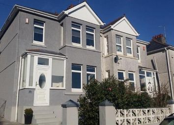 Thumbnail 3 bed semi-detached house for sale in Beacon Park, Plymouth, Devon