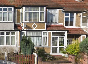 Thumbnail 3 bed terraced house to rent in Avenue Road, Streatham, London