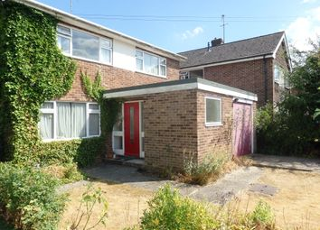 Thumbnail 3 bed detached house to rent in Mayfair Drive, Newbury