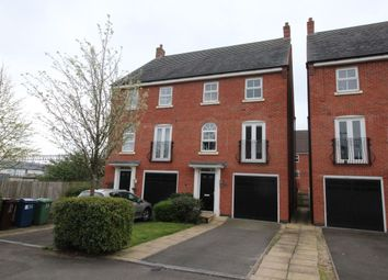 Thumbnail 4 bed semi-detached house for sale in Hollins Drive, Stafford