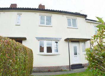 Thumbnail 3 bedroom terraced house to rent in Ridsdale Avenue, West Denton