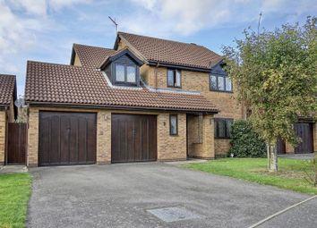 Thumbnail 4 bed detached house for sale in Seathwaite, Stukeley Meadows, Huntingdon, Cambridgeshire.
