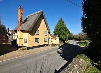 Thumbnail 3 bed cottage for sale in The Street, Wattisfield, Diss