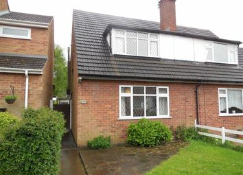 Thumbnail 3 bed semi-detached house to rent in Mayfield Way, Barwell, Leicester