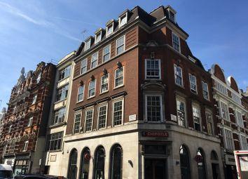 Office to let in Wardour Street, London W1F