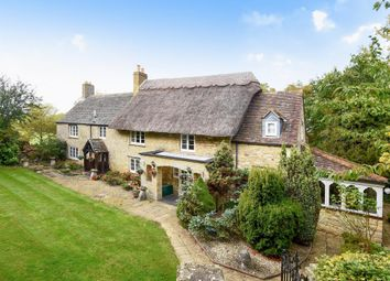 Thumbnail 4 bed cottage for sale in Cruck Cottage, Weston-On-The-Green