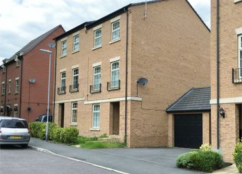 Thumbnail 3 bed end terrace house to rent in Thwaite Close, Great Oakley, Corby, Northamptonshire
