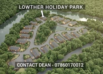 Thumbnail 3 bed lodge for sale in Lowther Holiday Park, Penrith, Cumbria