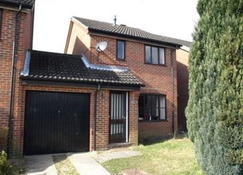 Thumbnail 3 bed detached house to rent in Gleneagles, Farnborough