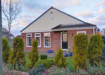 Thumbnail 3 bed detached bungalow for sale in Forum Court, Bedlington