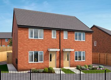 """Thumbnail 3 bed property for sale in """"The Leathley"""" at Central Avenue, Speke, Liverpool"""