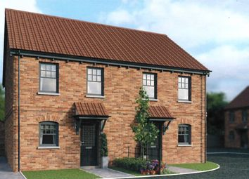 Thumbnail 2 bed semi-detached house for sale in Mundesley Beck, Mundesley, Norwich