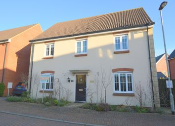 Thumbnail 4 bed detached house for sale in Goldfinch Road, Melksham