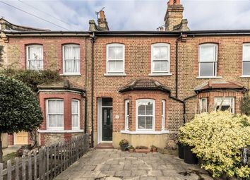 Thumbnail 3 bed terraced house for sale in Nelson Road, Whitton, Twickenham