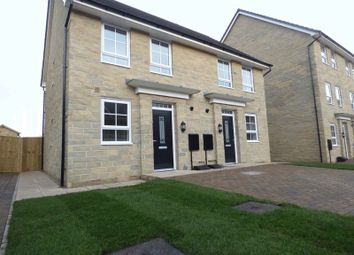 Thumbnail 2 bed semi-detached house for sale in Quernmore Road, Lancaster