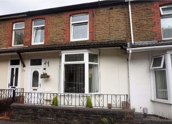 Thumbnail 3 bed terraced house for sale in Windsor Road, Pontypridd