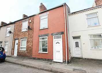 Thumbnail 2 bedroom terraced house to rent in Brassington Street, Chesterfield, Derbyshire