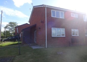 Thumbnail 1 bed semi-detached house to rent in Barnstone Vale, Wakefield