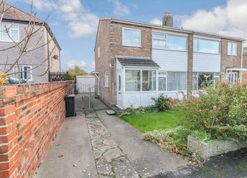 Thumbnail 3 bed semi-detached house for sale in St. Georges Crescent, Rhyl