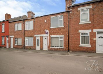 Thumbnail 2 bed terraced house for sale in Sookholme Road, Shirebrook, Mansfield