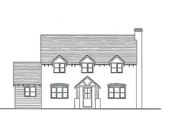 Thumbnail 4 bed detached house for sale in Ashperton Road, Ashperton, Ledbury