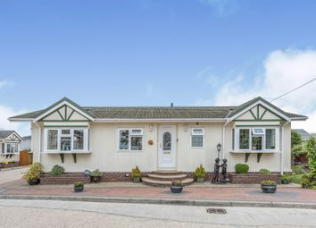 Thumbnail 2 bed mobile/park home for sale in Redhill Park, Watton, Thetford