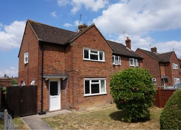 Thumbnail 2 bed semi-detached house for sale in Chequers Drive, Horley