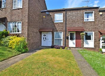 Thumbnail 2 bed terraced house for sale in Apsledene, Hever Court, Gravesend, Kent